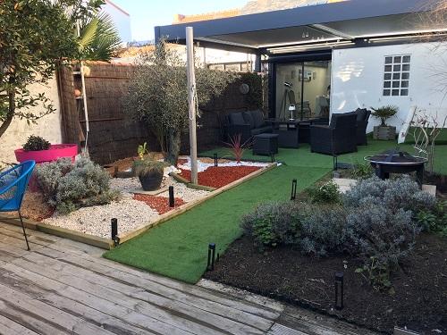 location villa les sables d 39 olonne arago 4 cl s par cl vacances locations vacances ma vie l. Black Bedroom Furniture Sets. Home Design Ideas